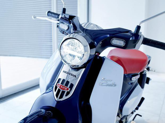 Honda Super Cub huyền thoại trở lại Mỹ - Ảnh 2.