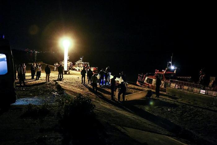 Tàu đâm sà lan trên sông Volga, 11 người thiệt mạng - Ảnh 3.