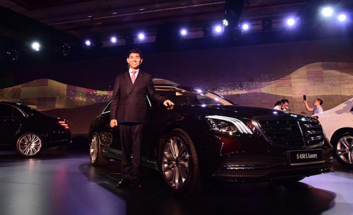 Mercedes-Benz ra mắt S-Class mới tại Việt Nam, đã có 100 lượt mua - Ảnh 5.