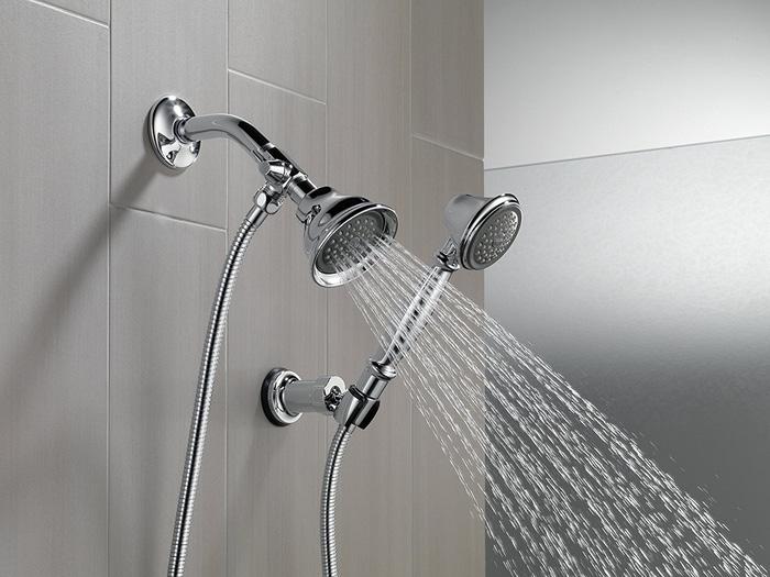 Biến phòng tắm thành nơi xả stress sau một ngày nắng nóng - Ảnh 3.