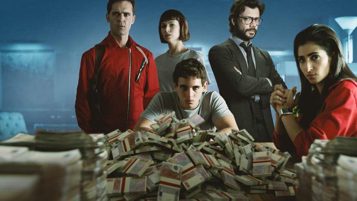 Vụ cướp 2,4 tỷ euro, Tây Ban Nha đã làm thế nào với Money Heist? - Ảnh 8.
