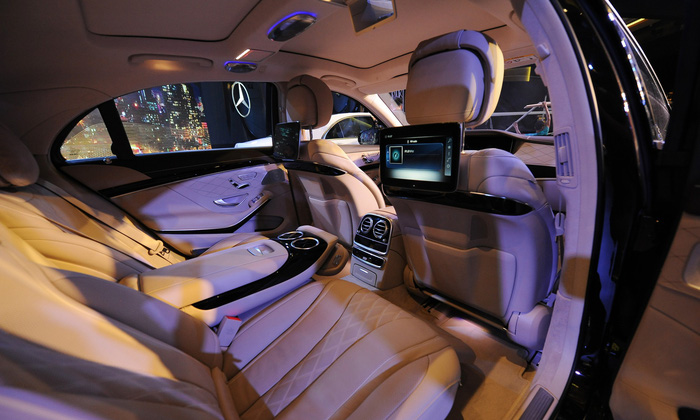 Mercedes-Benz ra mắt S-Class mới tại Việt Nam, đã có 100 lượt mua - Ảnh 4.