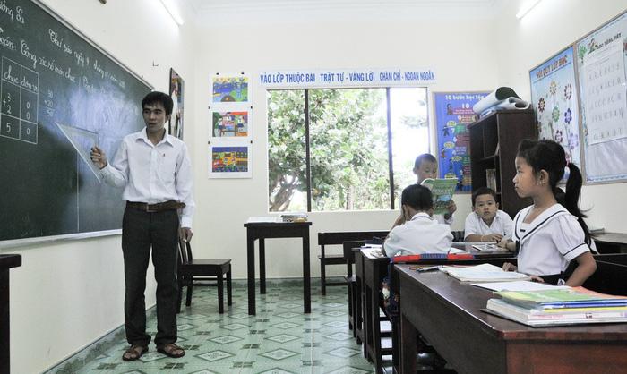 Ra Trường Sa học được nhiều hơn - Ảnh 1.