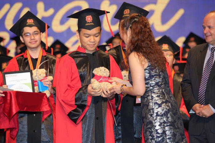 Gặp gỡ học sinh Việt Nam đạt 119/120 điểm TOEFL iBT - Ảnh 2.