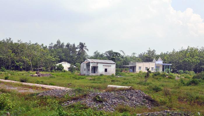 Giao dịch đất đai giảm sau cơn sốt, tranh chấp khiếu kiện tăng - Ảnh 3.