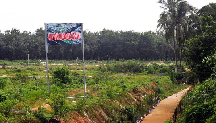 Giao dịch đất đai giảm sau cơn sốt, tranh chấp khiếu kiện tăng - Ảnh 1.