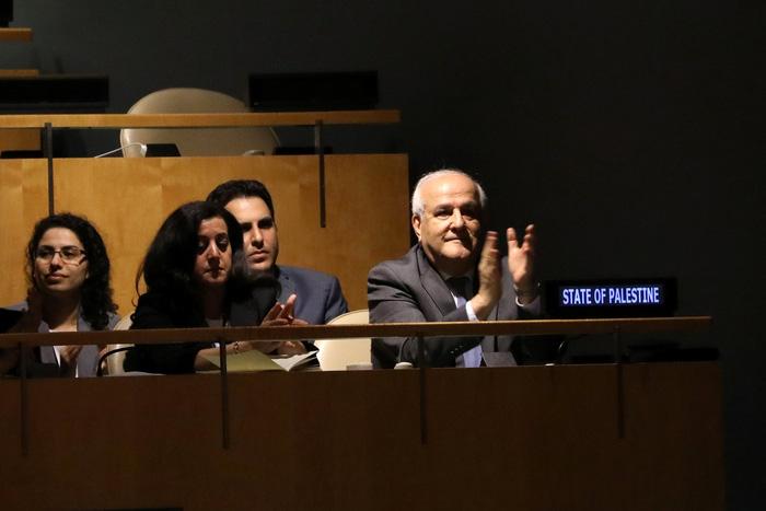 Liên Hiệp Quốc lên án Israel sử dụng vũ lực quá mức với dân thường Palestine - Ảnh 1.
