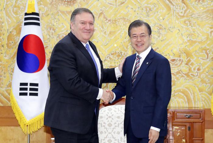 Tổng thống Hàn Quốc ca ngợi hội đàm Mỹ - Triều là thành công lớn - Ảnh 1.