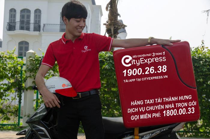 Miễn 100% phí giao hàng tại Hà Nội và Tp.HCM khi cài app CityExpress và nhập mã FREE - Ảnh 2.