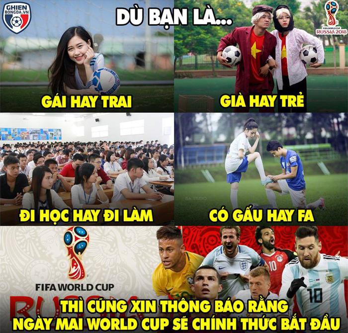 Fan Việt sẵn sàng một mùa hè ăn - ngủ cùng bóng đá - Ảnh 2.