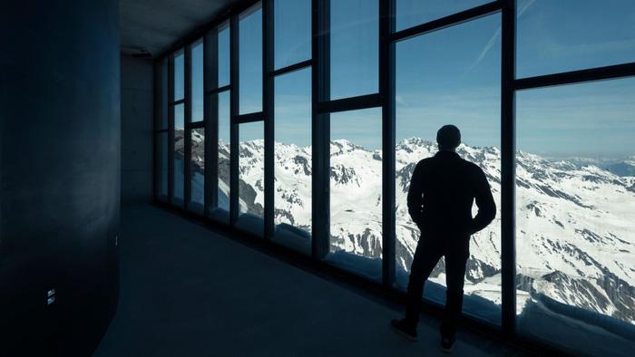 Bảo tàng James Bond trên núi Alps - bối cảnh phim Spectre - Ảnh 3.