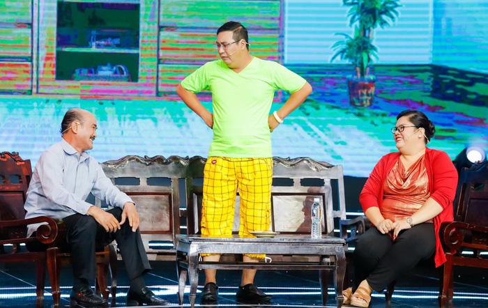 Bạch Tuyết, Bạch Long tranh cãi trên ghế nóng vì con trai Thanh Nga - Ảnh 5.