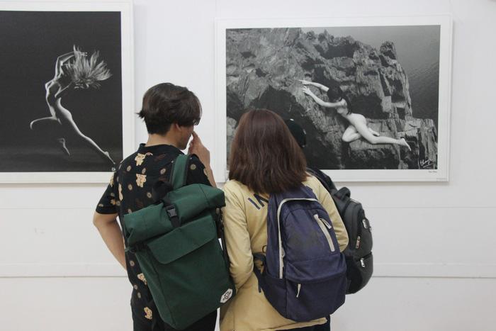6-7: Mỹ nam Chị đẹp... đến Việt Nam, triển lãm nude không gắn nhãn 18+ - Ảnh 7.