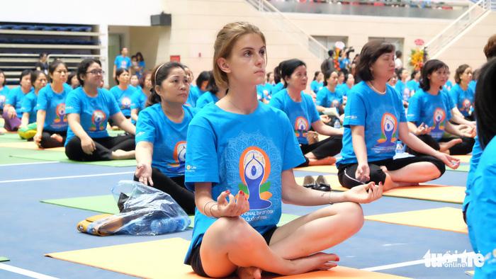 Ngày càng nhiều người Việt tìm sự bình an trong yoga - Ảnh 3.