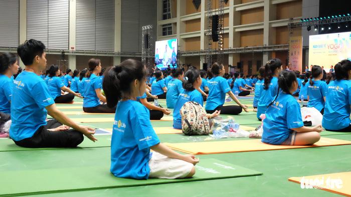 Ngày càng nhiều người Việt tìm sự bình an trong yoga - Ảnh 4.