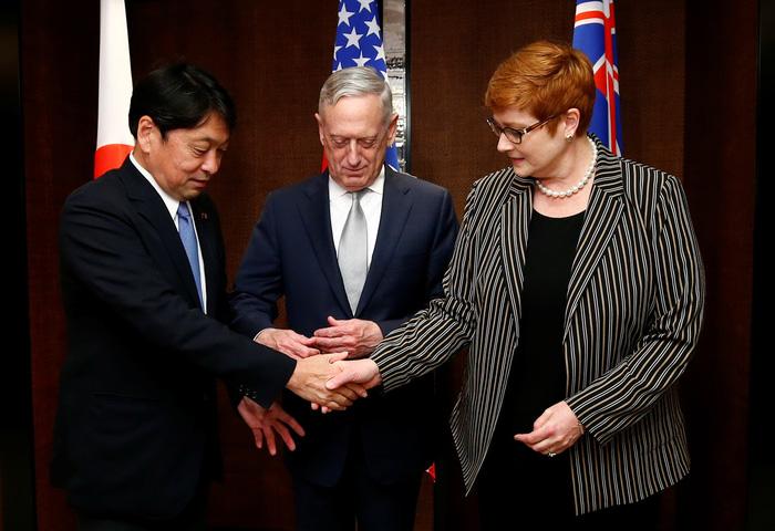 Chính sách châu Á và Biển Đông của Mỹ có gì mới sau một năm? - Ảnh 2.
