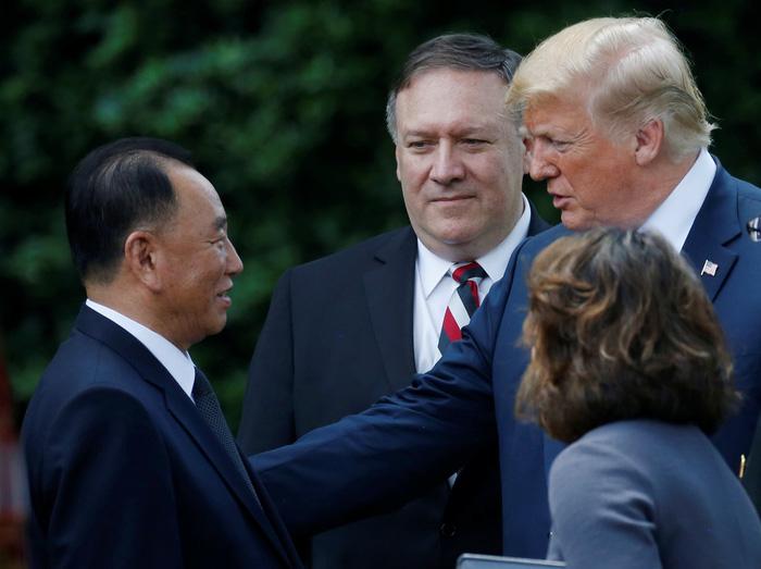 Mỹ đổi giọng nhanh chóng với Triều Tiên - Ảnh 1.