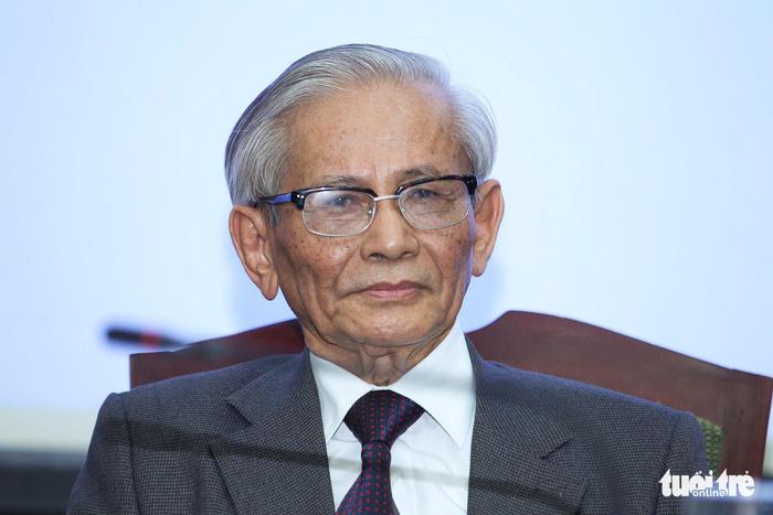 Giáo sư sử học Phan Huy Lê vừa qua đời ở tuổi 84 - Ảnh 1.