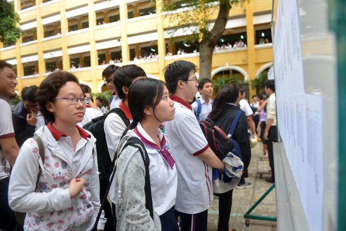 11 thí sinh điểm cao kỳ thi THPT quốc gia - Ảnh 1.