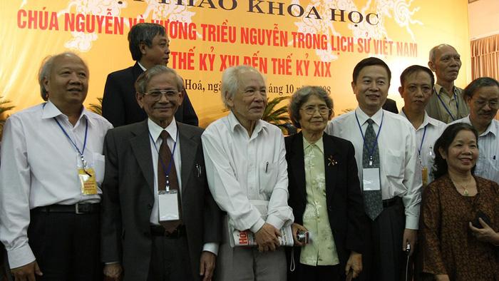 Giáo sư Phan Huy Lê: Nhân cách một nhà sử học chân chính - Ảnh 1.