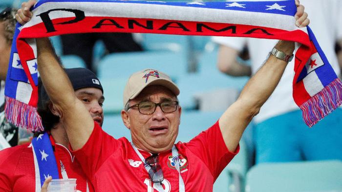 Văn hóa của cổ động viên Panama xứng đáng được khen ở World Cup - Ảnh 3.