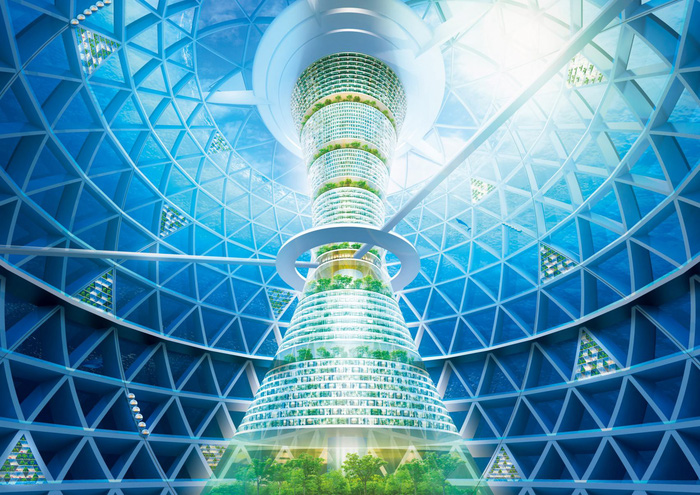 Ngắm đô thị 5.000 dân trong lòng đại dương vào năm 2030 - Ảnh 2.