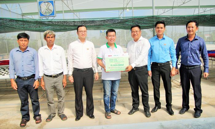 Mekong xanh: Phấn khởi với các mô hình làm ăn mới - Ảnh 1.