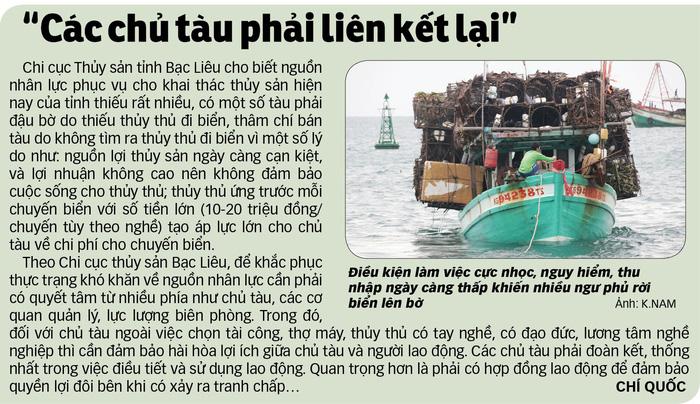 Tàu cá đói lao động - Ảnh 5.