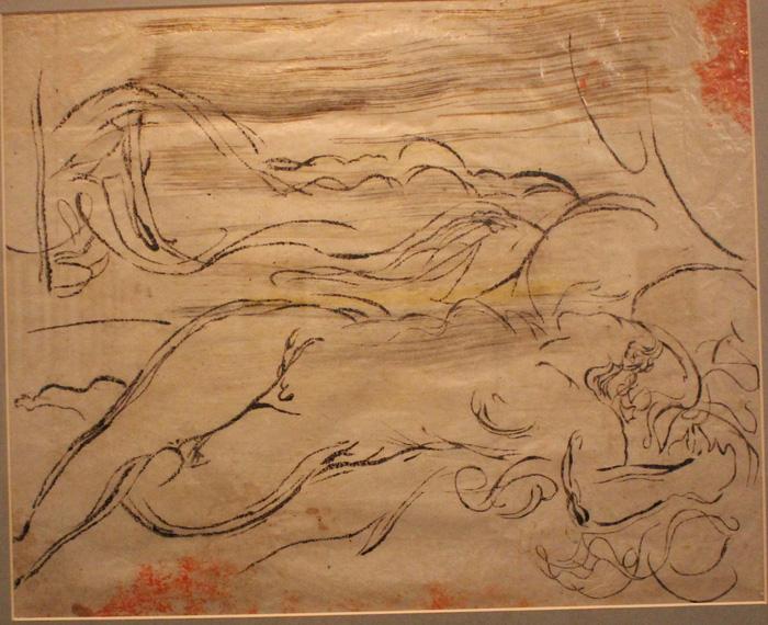 Ngắm những phác thảo lỡ hẹn 10 năm của họa sĩ Nguyễn Gia Trí - Ảnh 11.