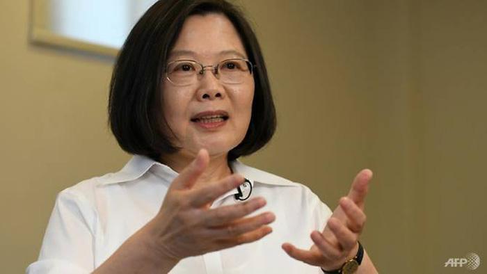 Lãnh đạo Đài Loan kêu gọi thế giới cùng kiềm chế Trung Quốc - Ảnh 1.