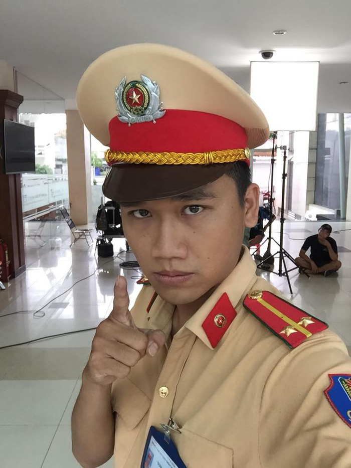 Nam phụ Cần Trô phim Ngày ấy mình đã yêu bất ngờ vụt sáng - Ảnh 1.