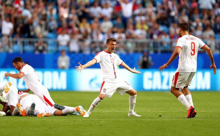 Những khoảnh khắc tràn đầy cảm hứng thể thao vòng bảng World Cup - Ảnh 14.