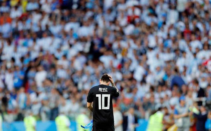 Những khoảnh khắc tràn đầy cảm hứng thể thao vòng bảng World Cup - Ảnh 17.