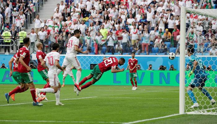 Những khoảnh khắc tràn đầy cảm hứng thể thao vòng bảng World Cup - Ảnh 21.