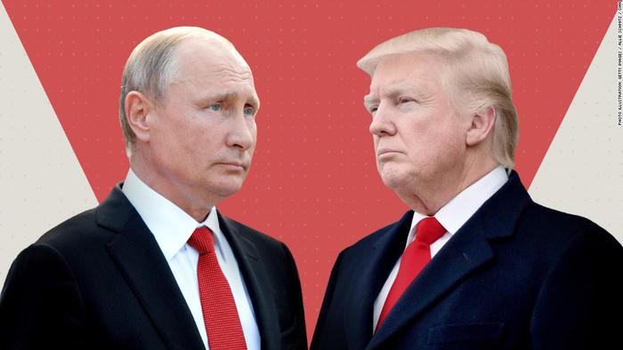 Thượng đỉnh Trump - Putin: chắc chắn ngày 16-7 tại Helsinki - Ảnh 1.