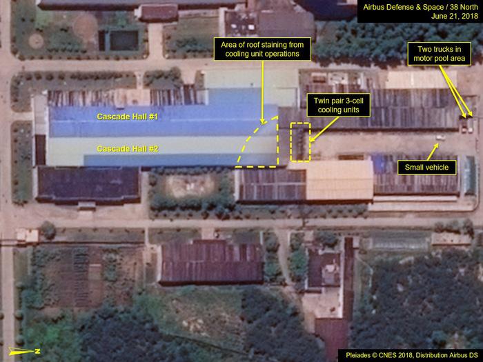 Tình báo Mỹ: Triều Tiên vẫn sản xuất hạt nhân tại các cơ sở bí mật - Ảnh 1.
