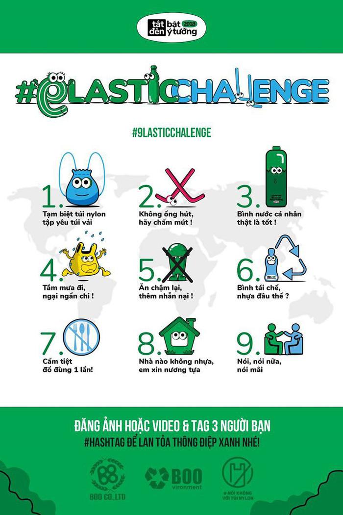 9 thử thách không dùng đồ nhựa cho bạn trẻ sành điệu - Ảnh 1.