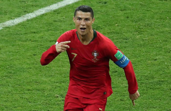 Ông Trump nói đùa Ronaldo có tiềm năng tranh cử tổng thống - Ảnh 2.