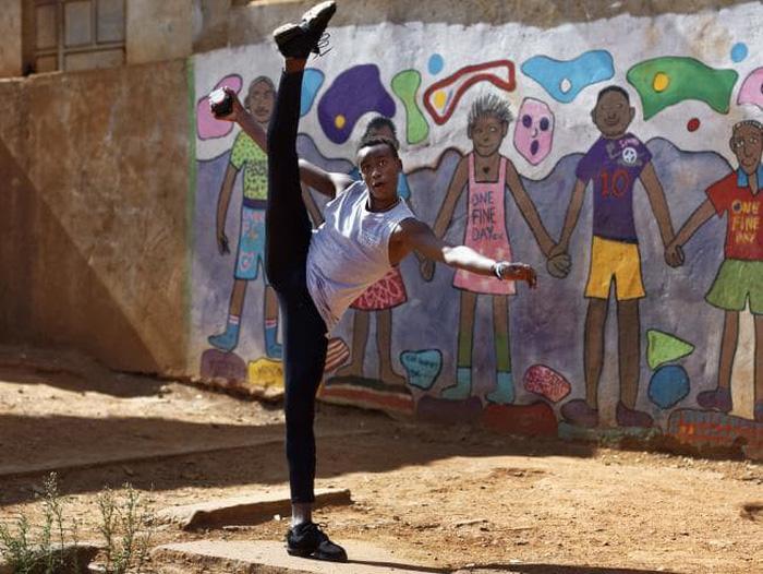Chàng trai từ khu ổ chuột thành điều kỳ diệu của ballet quốc tế - Ảnh 4.