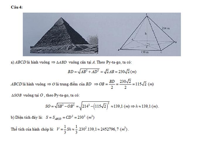 Bài giải môn toán thi tuyển sinh lớp 10 TP.HCM - Ảnh 8.