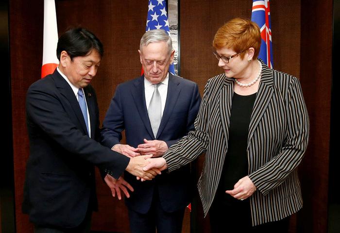 Mỹ cảnh báo ý đồ của Trung Quốc trên Biển Đông - Ảnh 1.