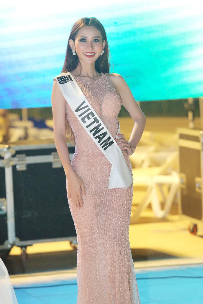 Chi Nguyễn đăng quang Hoa hậu châu Á Thế giới 2018 - Ảnh 4.