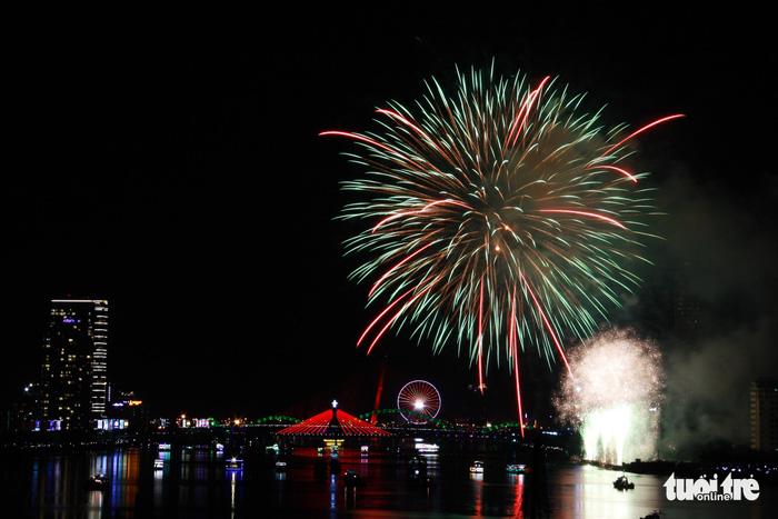 Ý chiến thắng lễ hội pháo hoa quốc tế Đà Nẵng 2018 - Ảnh 2.