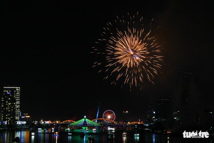 Ý chiến thắng lễ hội pháo hoa quốc tế Đà Nẵng 2018 - Ảnh 6.