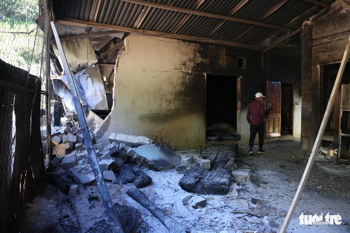 Cận cảnh bên trong ngôi nhà của 2 trùm ma túy bị tiêu diệt - Ảnh 2.