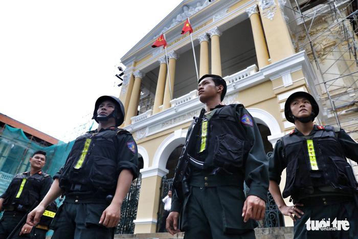 Y án sơ thẩm với nhóm khủng bố sân bay Tân Sơn Nhất - Ảnh 6.