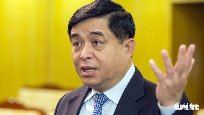 Bộ trưởng Nguyễn Chí Dũng: Không có chữ Trung Quốc nào trong dự luật đặc khu - Ảnh 1.