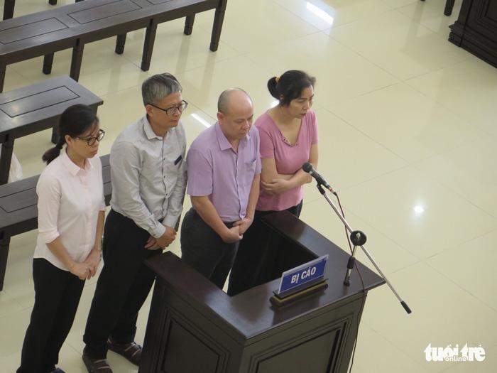 Đề nghị giảm một phần hình phạt cho ông Đinh Mạnh Thắng - Ảnh 1.