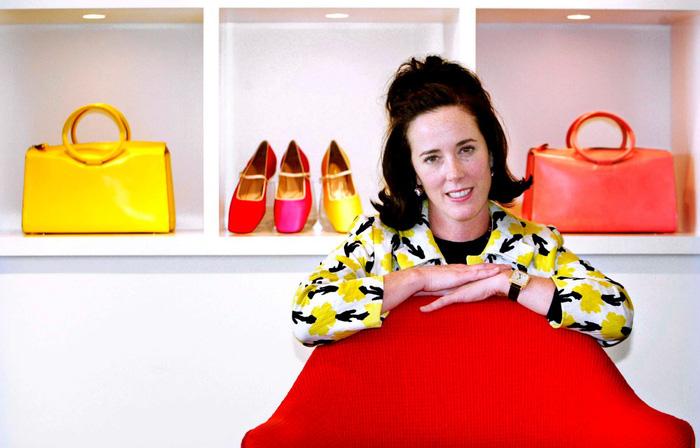 Nhà thiết kế Kate Spade treo cổ tự tử bằng khăn ở nhà riêng - Ảnh 3.