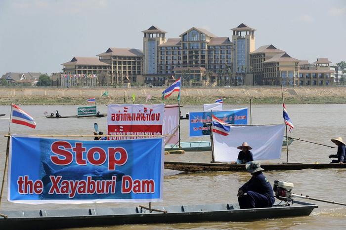 Sau Biển Đông, cảnh báo cuối cùng cho sông Mekong - Ảnh 4.